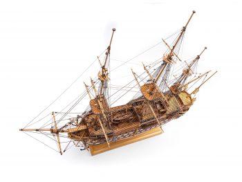 Maquette de collection - Mistral Maquettes - La Bretagne - 92 cm - vue plongeante globale