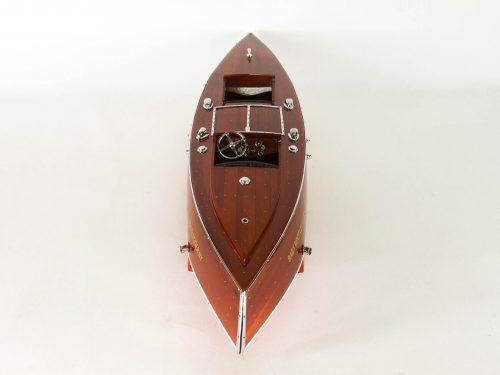 Maquette d'exposition entièrement montée – Mistral Maquettes - Babybootlager - 70 cm - Vue plongeante