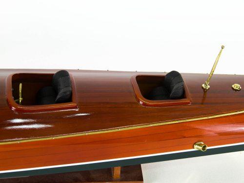 Maquette d'exposition entièrement montée – Mistral Maquettes - Zipper - 77 cm - vue centrale