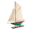 Maquette d'exposition entièrement montée – Mistral Maquettes - Pen Duick (75 cm) - photo 2